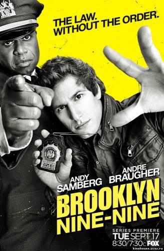 Бруклин 9-9 4 сезон 11, 12 серия (2017) смотреть онлайн