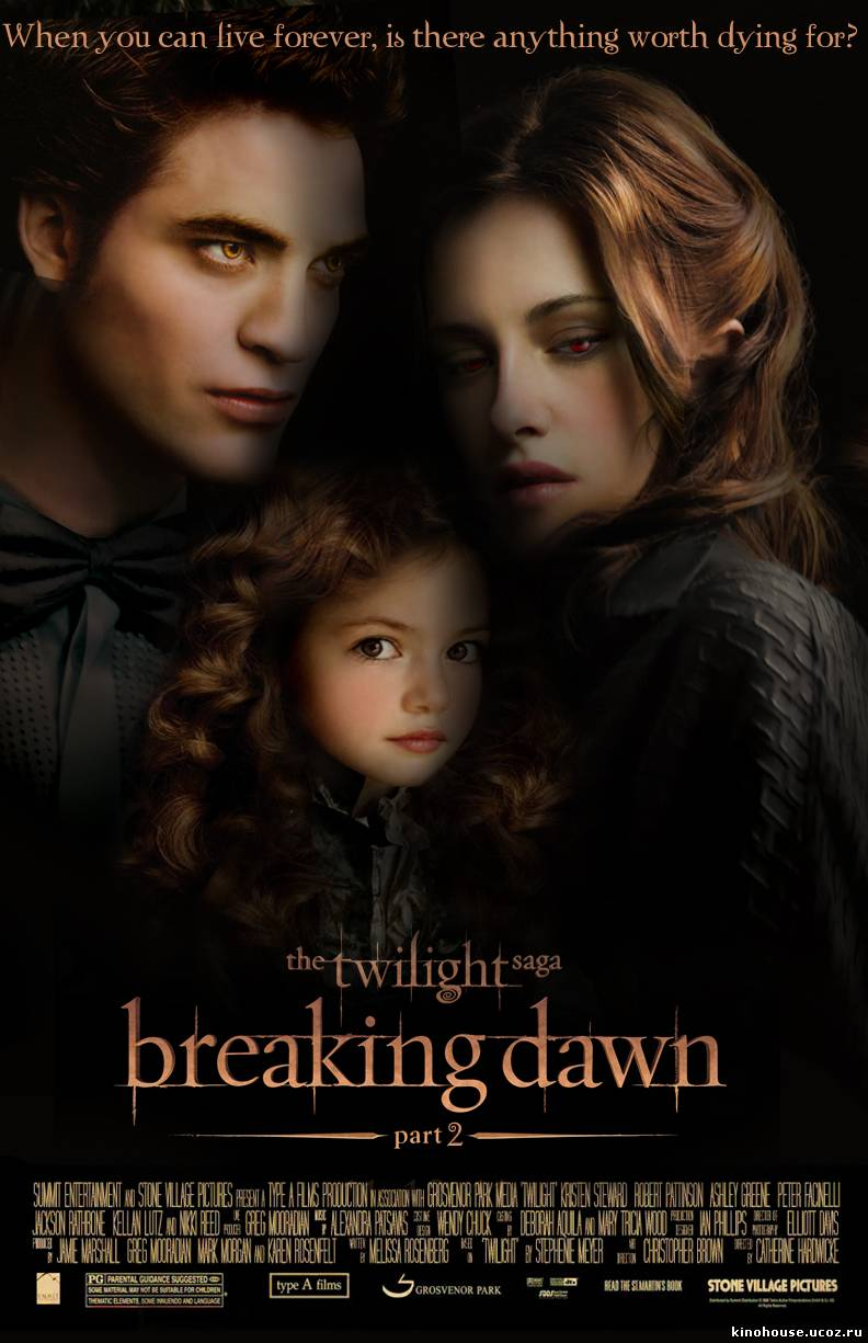 The Twilight Saga Breaking Dawn  Part 2 2012  IMDb